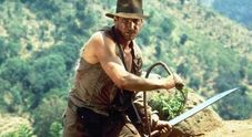 Harrison Ford nei panni di Indiana Jones