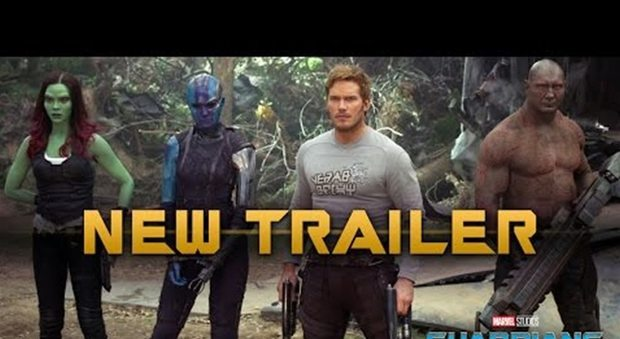 immagine NEW Guardians of the Galaxy Vol. 2 Trailer - WORLD PREMIERE