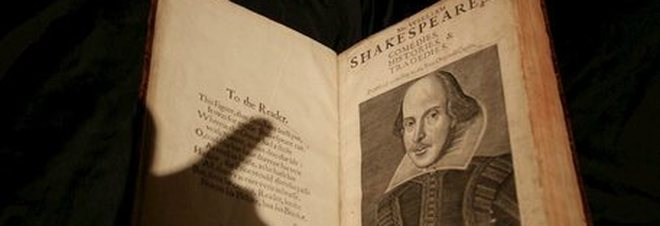 "Un software ""becca"" Shakespeare: «Ha copiato da un manoscritto del 16esimo secolo»"