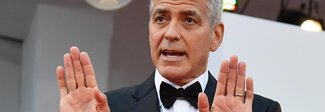 "Clooney assieme all'ex Dr. House Laurie per ""Comma 22"", il set tra Roma e la Sardegna"