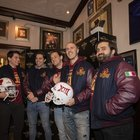 Il Super Bowl sbarca all'Hard Rock Cafè di via Veneto