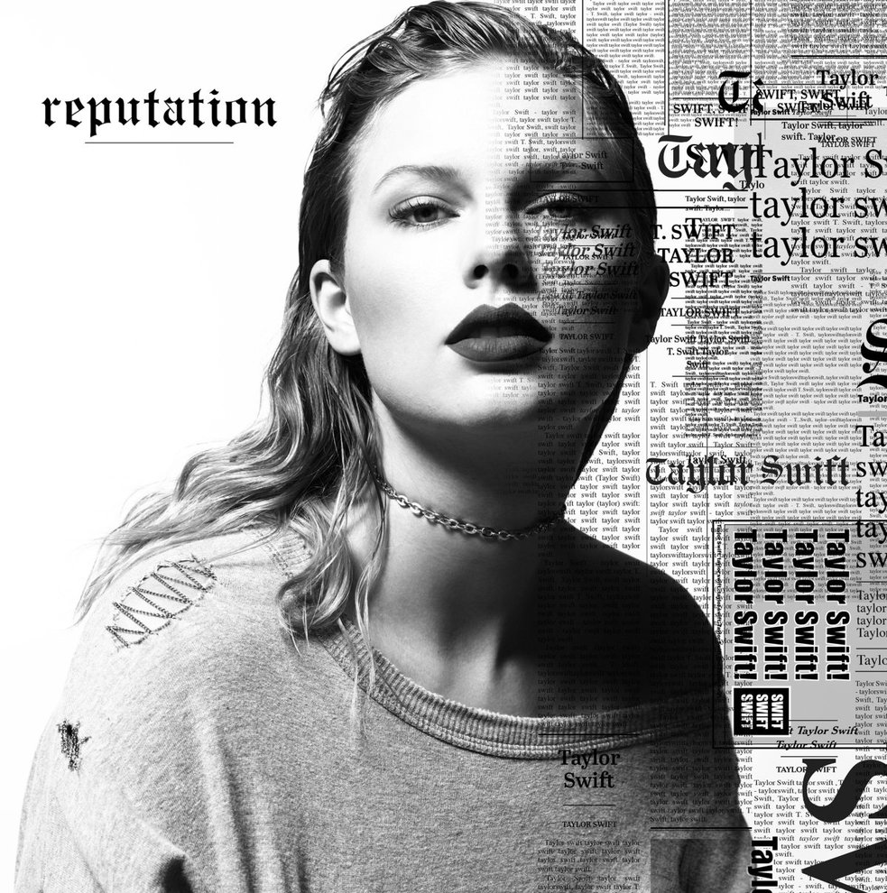 Taylor Swift svela il nome del suo nuovo album: Reputation