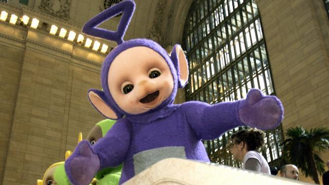 Teletubbies, morto l'attore che interpretava Tinky Winky